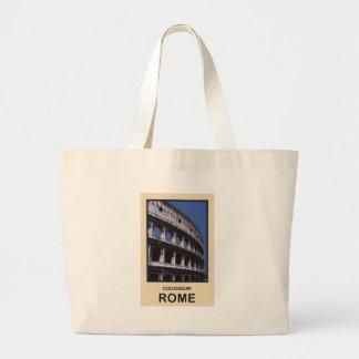 Colosseum Rome Italy Jumbo Tote Bag
