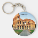 COLOSSEUM, ROME ITALY KEYCHAIN