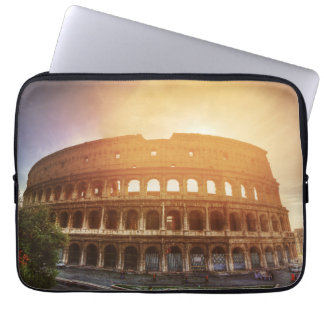 Colosseum, Rome, Italy Laptop Sleeves