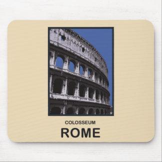 Colosseum Rome Italy Mousepad