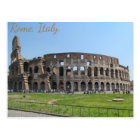 Colosseum. Rome, Italy Postcard