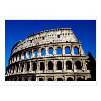 Colosseum Rome Italy Postcard