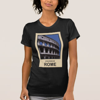 Colosseum Rome Italy T-shirts