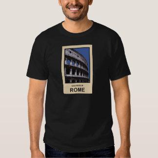 Colosseum Rome Italy Tee Shirts