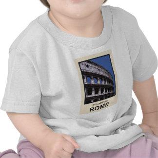 Colosseum Rome Italy Tshirt