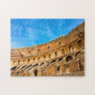 Colosseum Rome. Jigsaw Puzzle