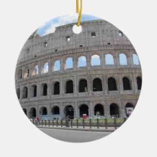 Colosseum Rome On! Christmas Ornament