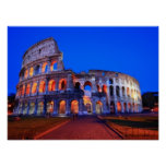 Colosseum Rome Posters