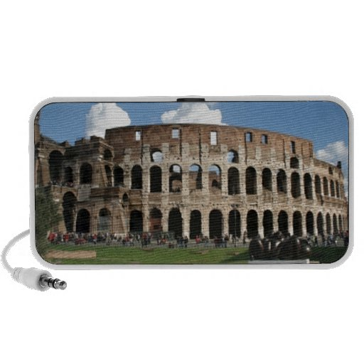 Colosseum Rome Mp3 Speakers