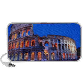 Colosseum Rome iPhone Speakers