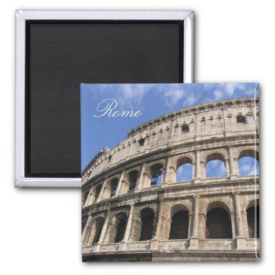 Colosseum, Rome Square Magnet
