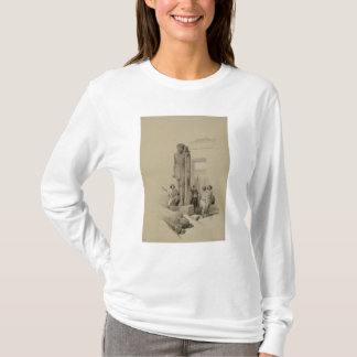Colossus in front of the Temple of Wady Sabona T-Shirt