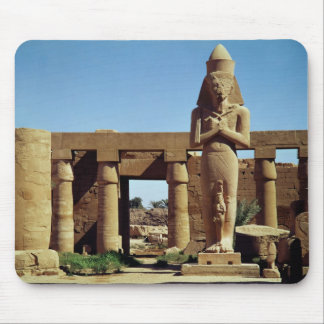 Colossus of Ramesses II: standing statue of Mouse Mat