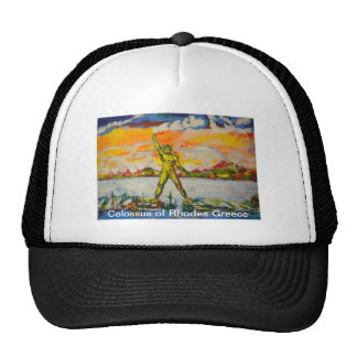 Colossus of Rhodes Hat