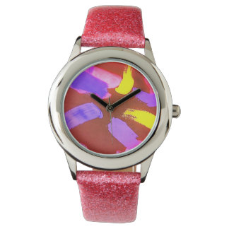colouful watch