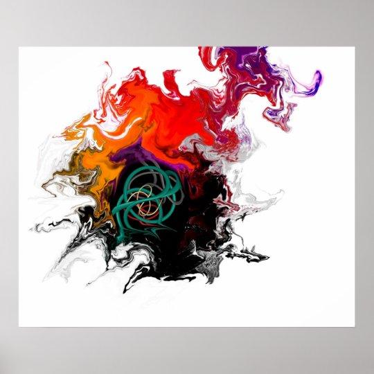 Colour Birth Poster