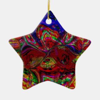 Colour Blast Christmas Ornament