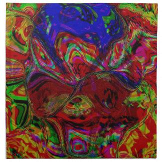 Colour Blast Napkin