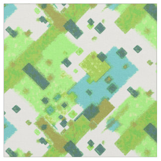 Colour Blocks Spring Colours Fabric