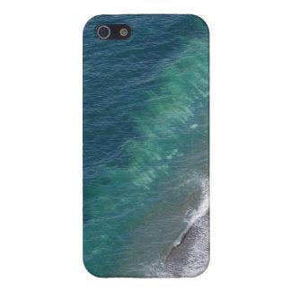 Colour Blue Sea Gradient Case For iPhone 5/5S