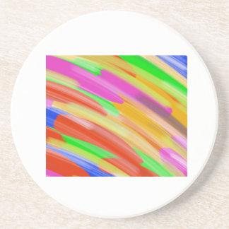 Colour Blur Coaster