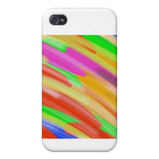 Colour Blur iPhone 4 Case
