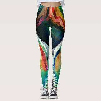 Colour Bomb Leggings