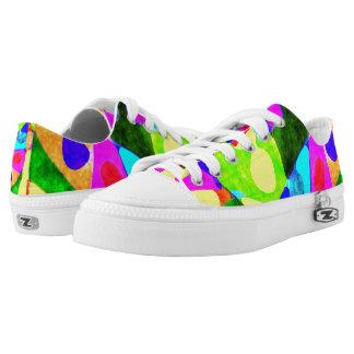 Colour  boom low  top shoes