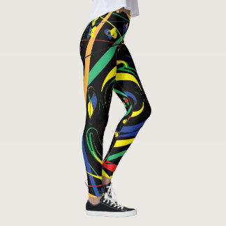 Colour Box Leggings