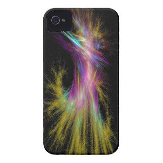 colour burst iPhone 4 case