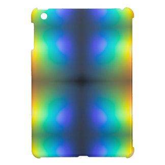 Colour Chaos abstract. iPad Mini Cover