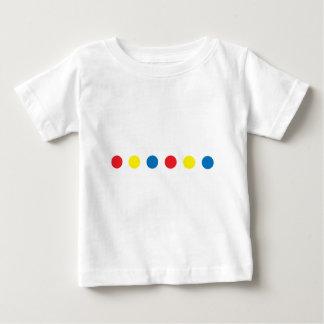Colour Dots Baby T-Shirt