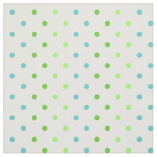 Colour Dots Spring Shades Fabric
