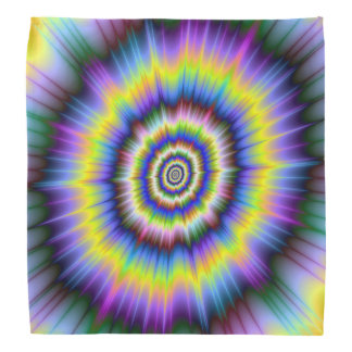 Colour Explosion Bandana