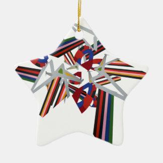 Colour Explosion christmas decorations Christmas Ornaments