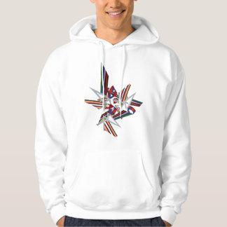 Colour Explosion hoodies