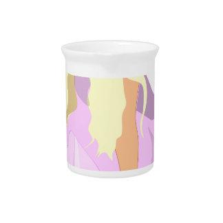 colour fairy pitcher