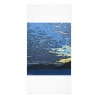 Colour fine art photocard photo cards