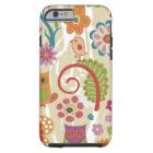 Colour Floral and Owl Tough iPhone 6 Case