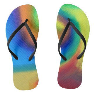 colour for foot flip flops