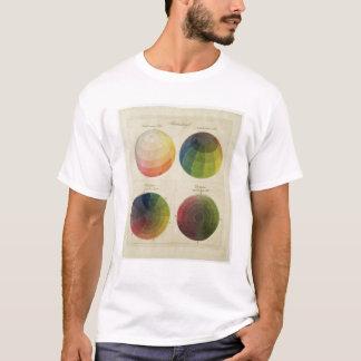 Colour Globes for Copper T-Shirt