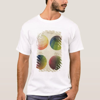 Colour Globes for Copper T-Shirt