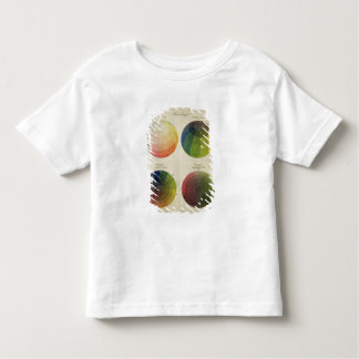 Colour Globes for Copper Toddler T-Shirt