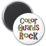 Colour Guards Rock