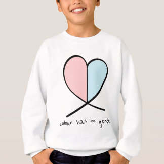Colour Has No Gender Sweatshirt