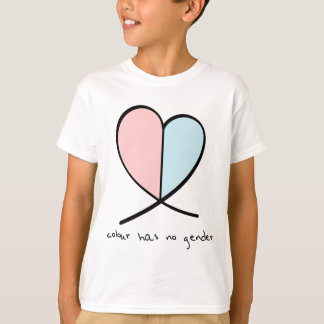 Colour Has No Gender T-Shirt