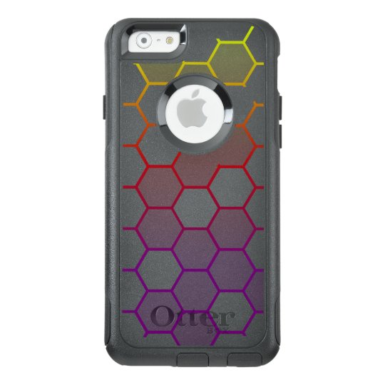 Colour Hex with Grey OtterBox iPhone 6/6s Case