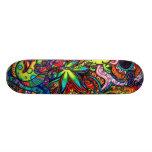 Colour High Skate Decks
