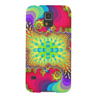 Colour influx, Artistic abstract Galaxy S5 Cases
