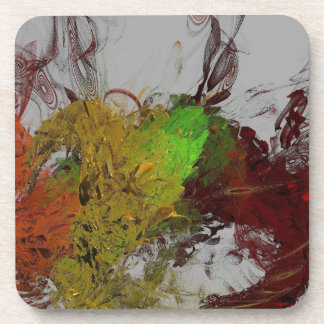 Colour Invasion Coaster